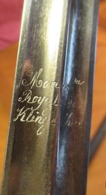 L'étrange épée d'un officier subalterne modèle 1816 Image138