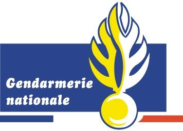 Trois épées de la gendarmerie Logo_g10