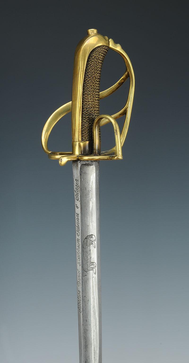 Sabre grenadier Suisse modèle 1800 (???) Produi11