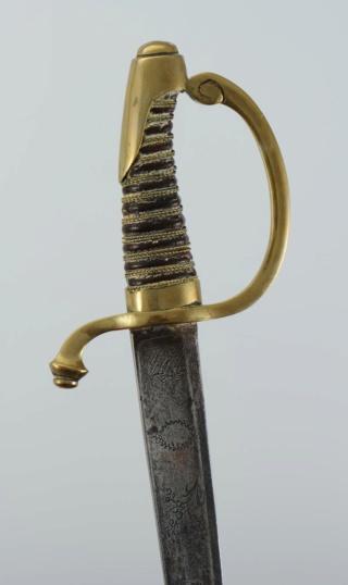 Sabre briquet de Chasseur à pied de la Garde Consulaire (puis Impériale) - Page 3 Produi14