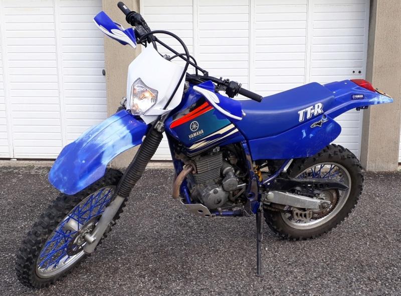 Yamaha 250 TTR 1999 de Merlin 20210111
