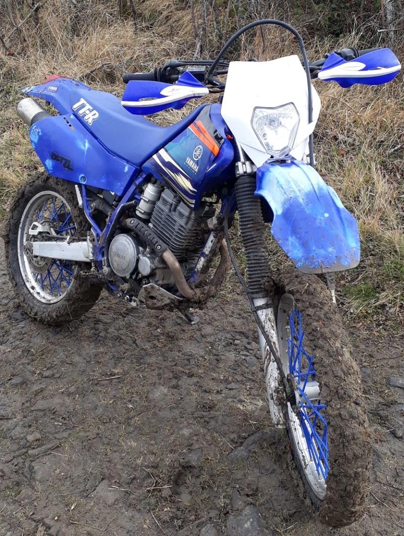 Yamaha 250 TTR 1999 de Merlin 21020510
