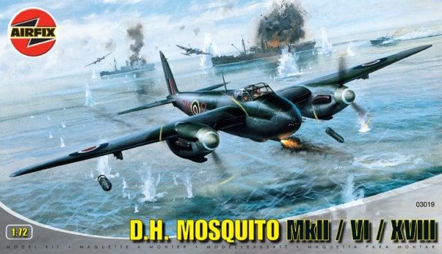 [Airfix] DH Mosquito Mk II VI XVIII 10936310
