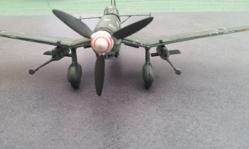[Revell] Junkers Ju87G-D Tank Buster 2000-022