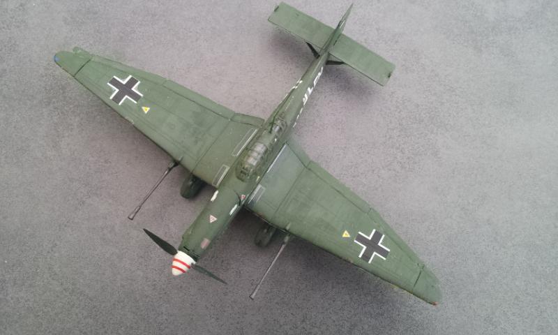 [Revell] Junkers Ju87G-D Tank Buster 2000-024