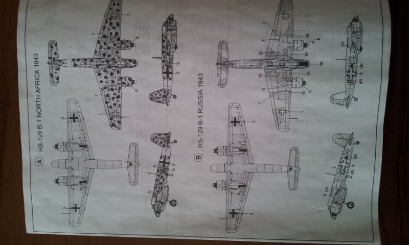 [Italeri] Henschel HS-129 B1 2000-037
