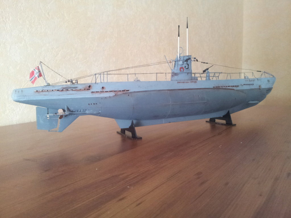 [Das-Werk] WW1 German U-Boat 2012-013
