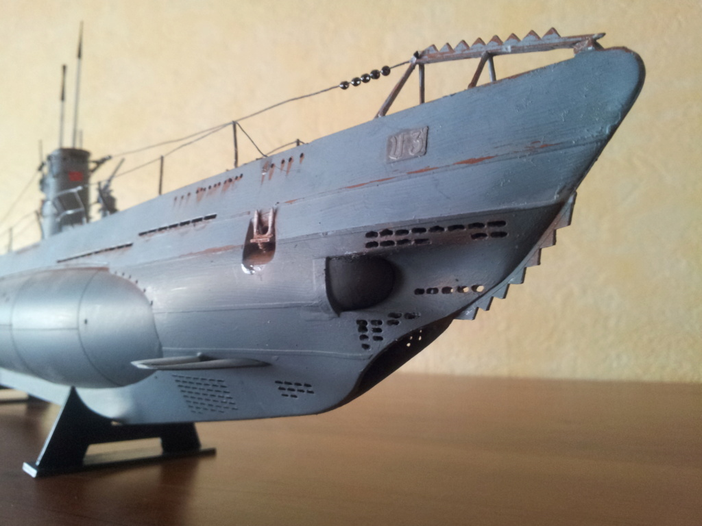 [Das-Werk] WW1 German U-Boat 2012-014