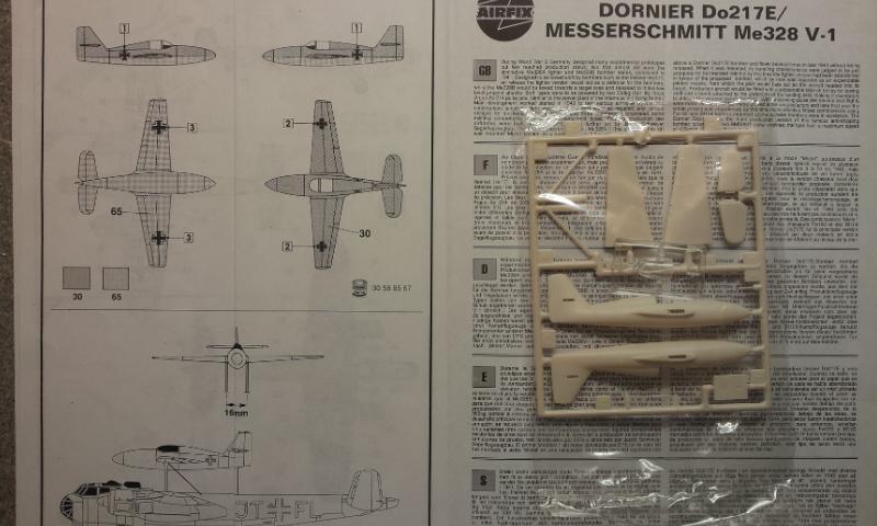 [Airfix] Miste Dornier Do 217 E + Me 328 2013-017