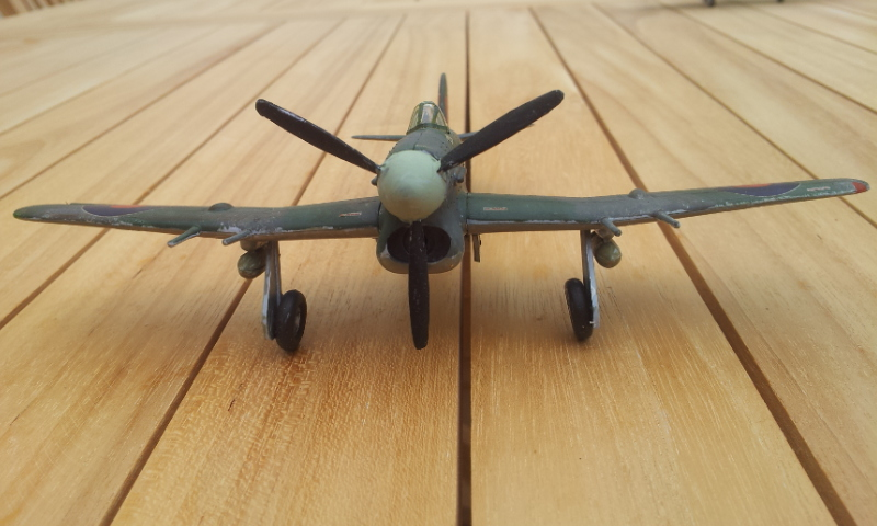 [Airfix] Hawker Typhoon 2017-040