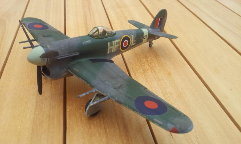 [Airfix] Hawker Typhoon 2017-041