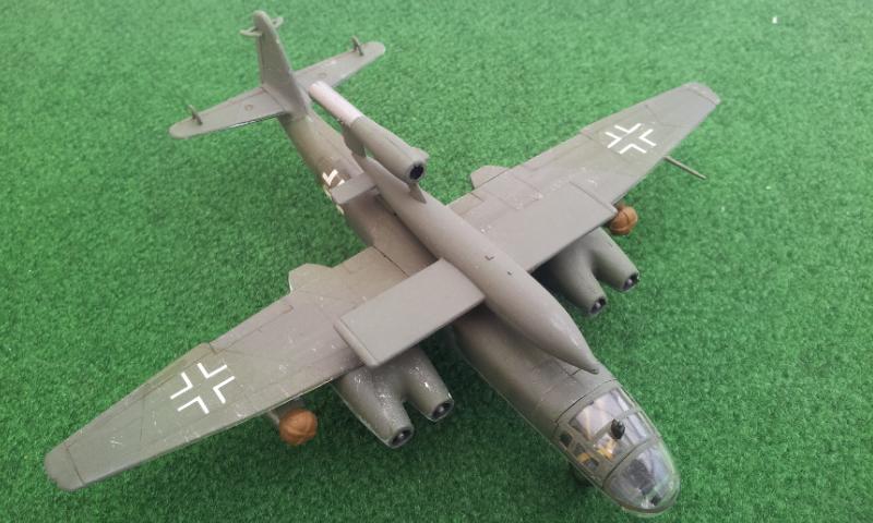 [Revell] Arado AR234C B-2C-2C-3 Blitz 2017-110