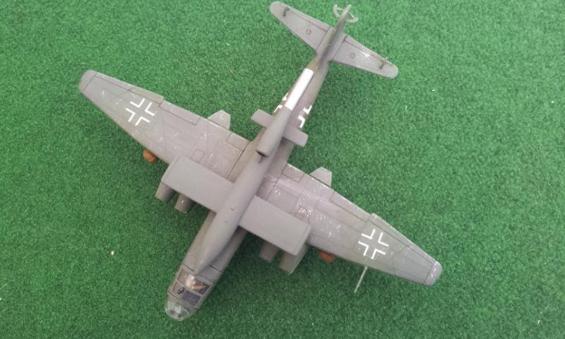 [Revell] Arado AR234C B-2C-2C-3 Blitz 2017-111