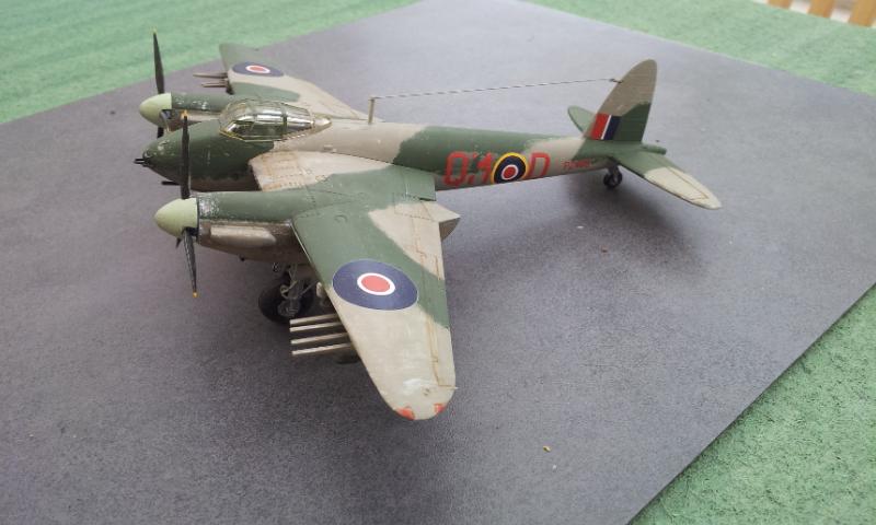 [Airfix] DH Mosquito Mk II VI XVIII 2018-027