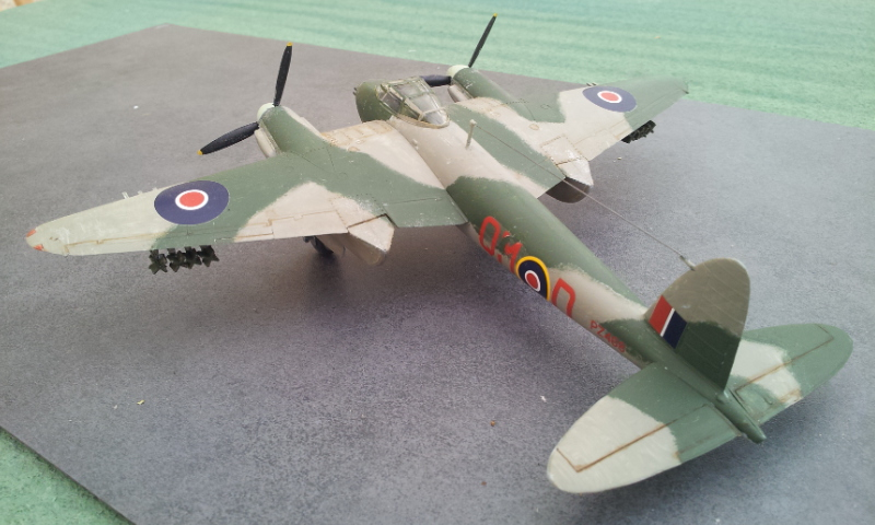 [Airfix] DH Mosquito Mk II VI XVIII 2018-029