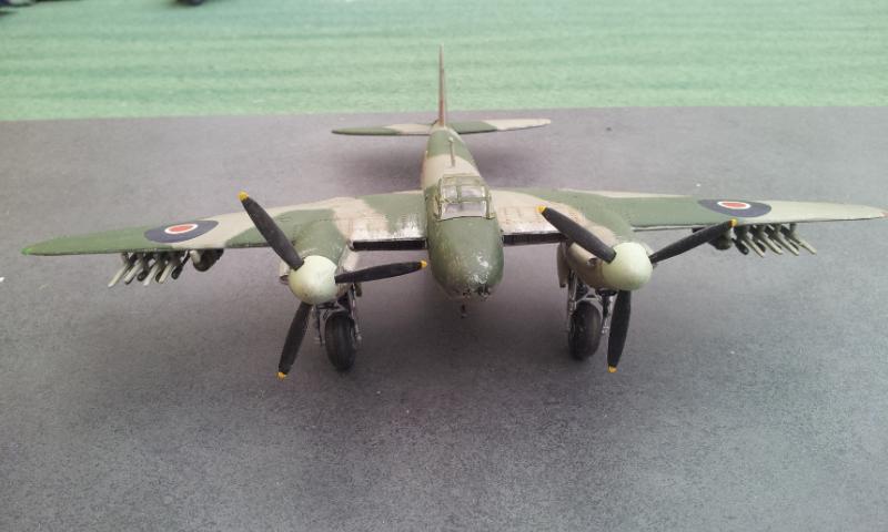 [Airfix] DH Mosquito Mk II VI XVIII 2018-032