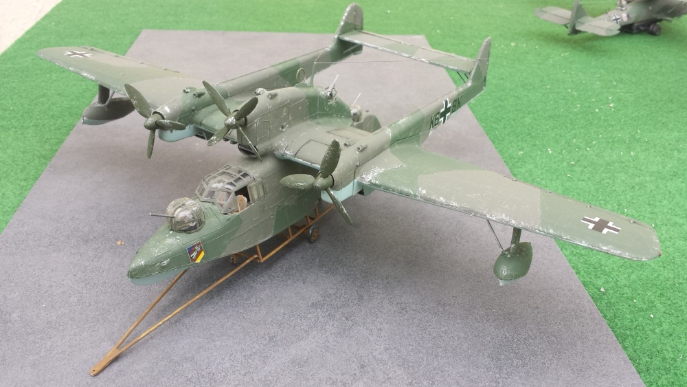 [Italeri] Blohm-Voss BV 138 20180822
