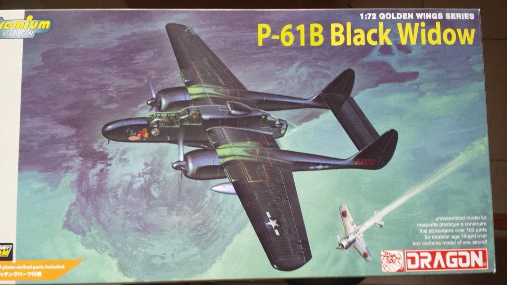 [Dragon] Northrop P-61B Black Widow 20181055
