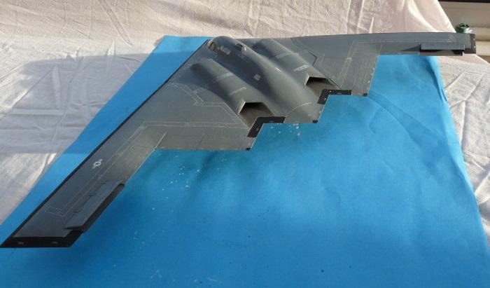 [Revell] Heinkel He 177 A-5 + Fritz X P1020384