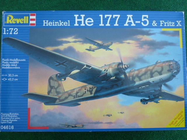 [Revell] Heinkel He 177 A-5 + Fritz X P1030111
