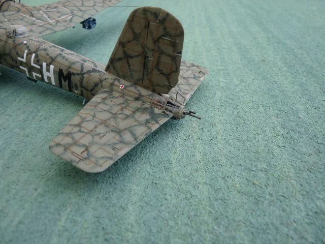 [Revell] Heinkel He 177 A-5 + Fritz X P1030126