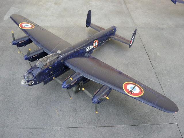 [Revell] - Avro Lancaster MKI-III P1030310