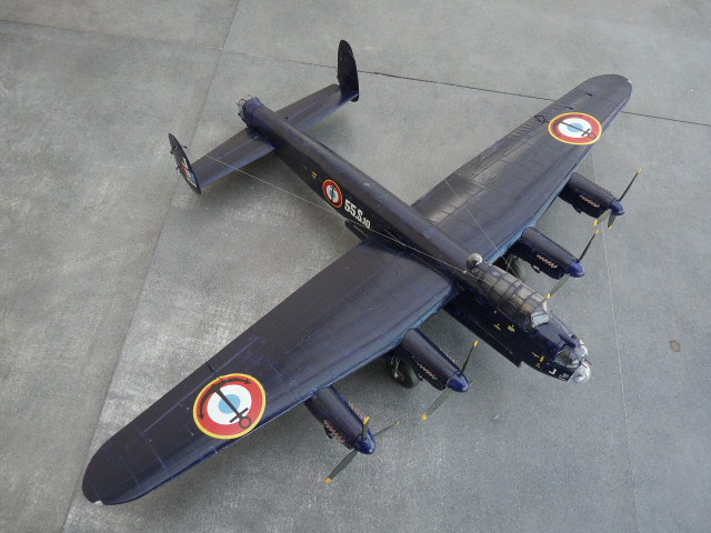 [Revell] - Avro Lancaster MKI-III P1030311