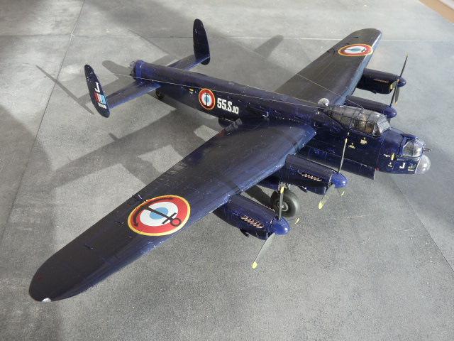 [Revell] - Avro Lancaster MKI-III P1030312