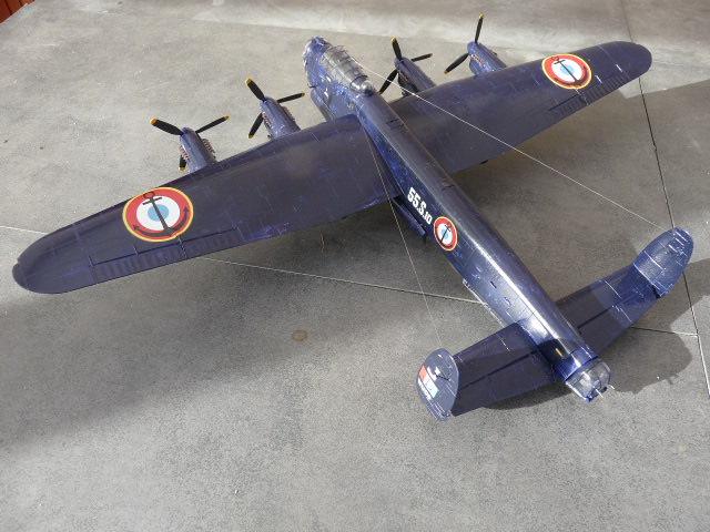 [Revell] - Avro Lancaster MKI-III P1030313