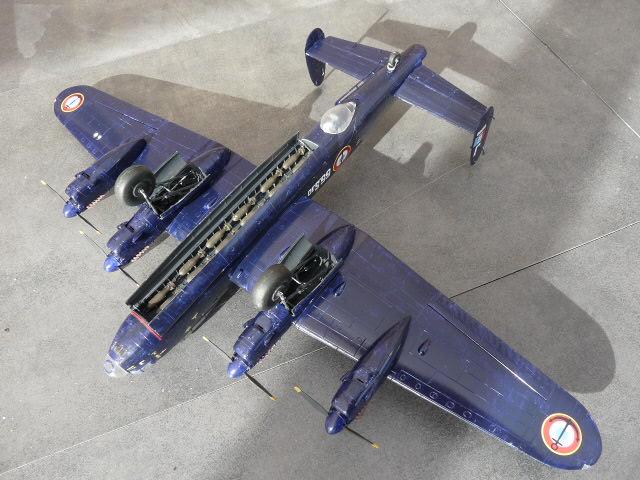 [Revell] - Avro Lancaster MKI-III P1030314