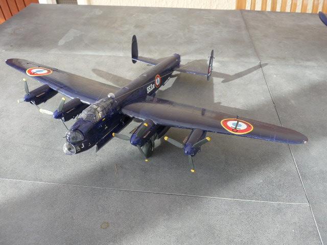[Revell] - Avro Lancaster MKI-III P1030315
