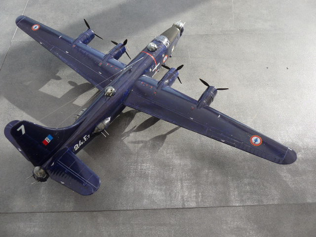 [Revell] Consolidated PB4 Y2 Privateer P1030323