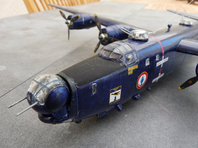 [Revell] Consolidated PB4 Y2 Privateer P1030325