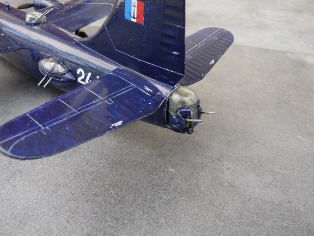 [Revell] Consolidated PB4 Y2 Privateer P1030327