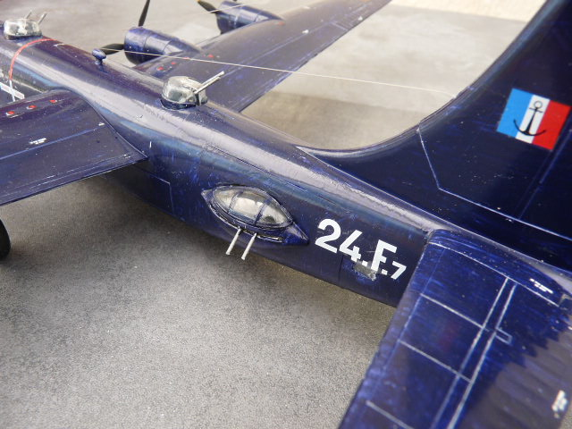 [Revell] Consolidated PB4 Y2 Privateer P1030328