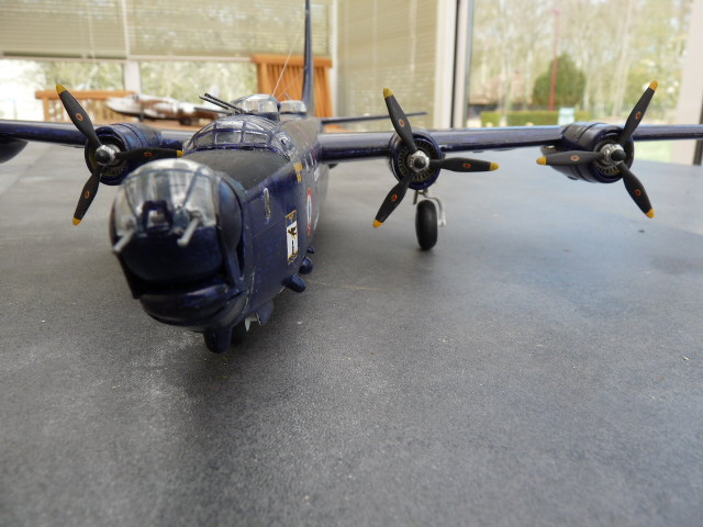 [Revell] Consolidated PB4 Y2 Privateer P1030329