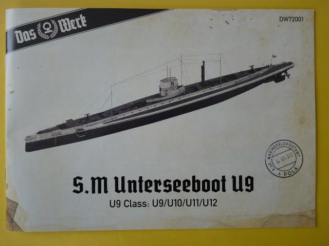 [Das-Werk] WW1 German U-Boat P1030344