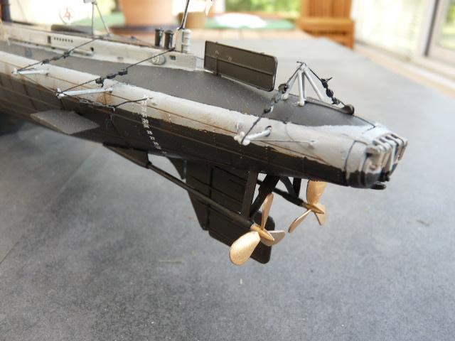 [Das-Werk] WW1 German U-Boat P1030420