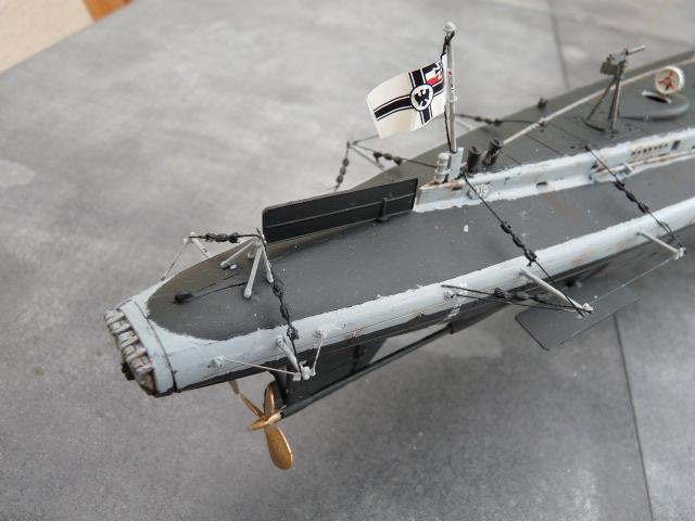 [Das-Werk] WW1 German U-Boat P1030430