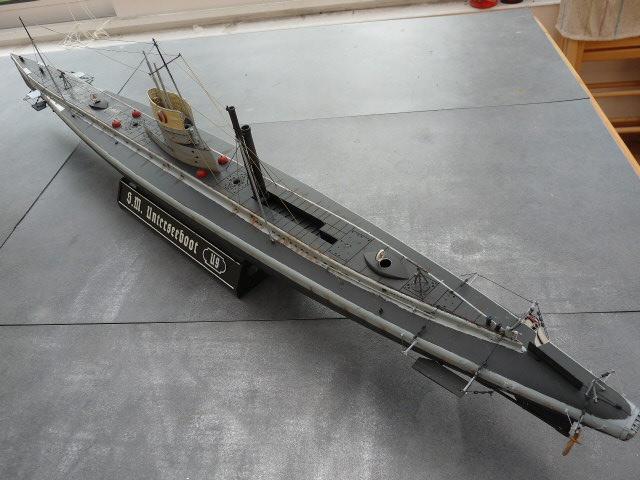 [Das-Werk] WW1 German U-Boat P1030432