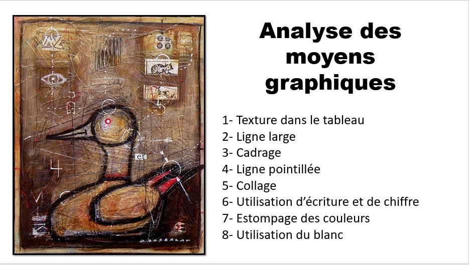 À la manière de Gérard Dansereau (peinture et texture) Danser35