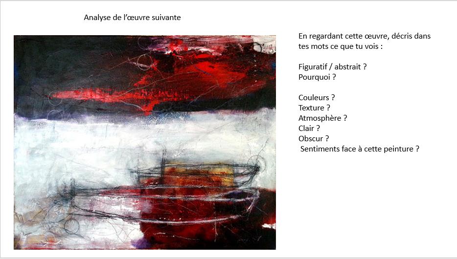 À la manière de Gérard Dansereau (peinture et texture) Danser36