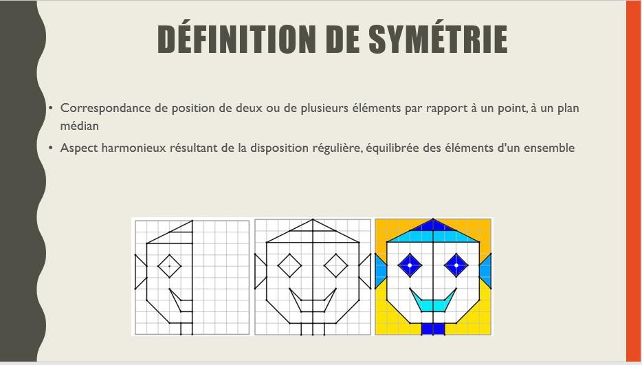 Insecte symétrique (premier cycle)  Insect10