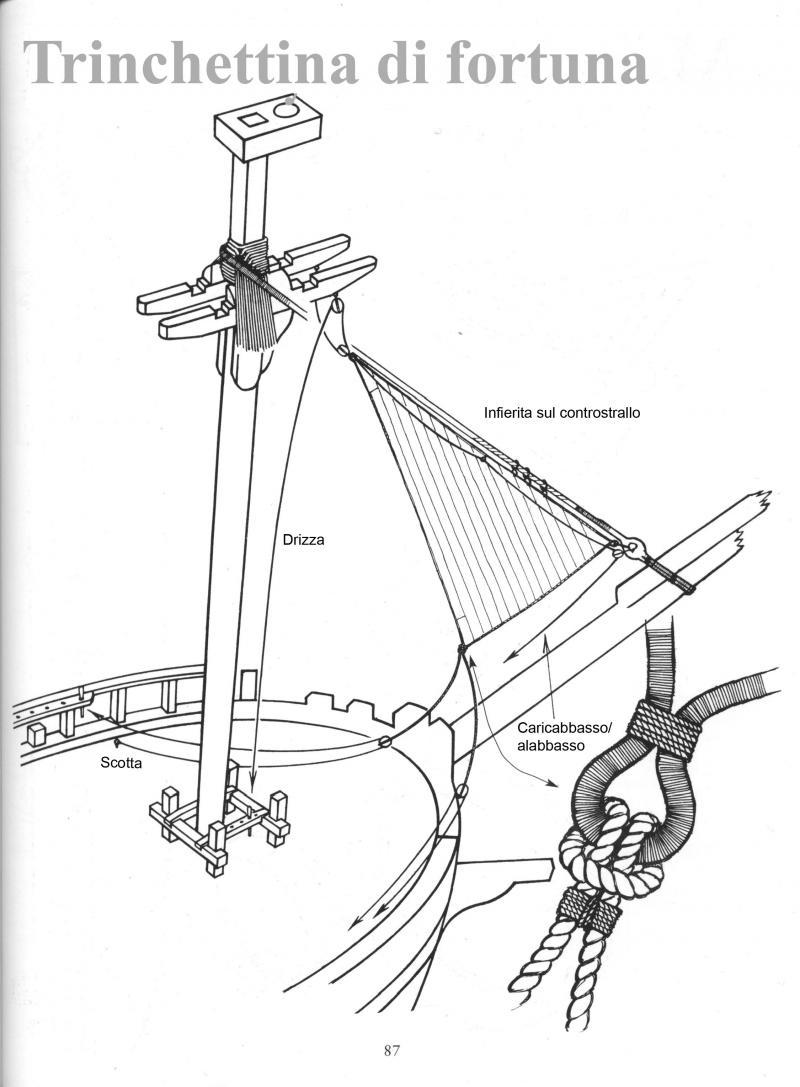 costruzione di goletta, liberamente ispirata a piroscafo cannoniera del XIX secolo - Pagina 15 09410