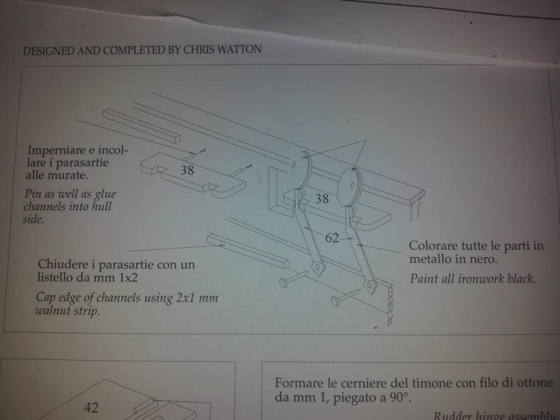 costruzione di goletta, liberamente ispirata a piroscafo cannoniera del XIX secolo - Pagina 15 20140810