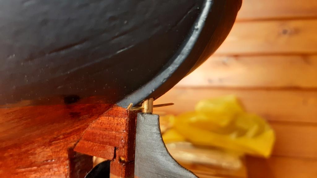 costruzione - costruzione di goletta, liberamente ispirata a piroscafo cannoniera del XIX secolo - Pagina 12 20200611