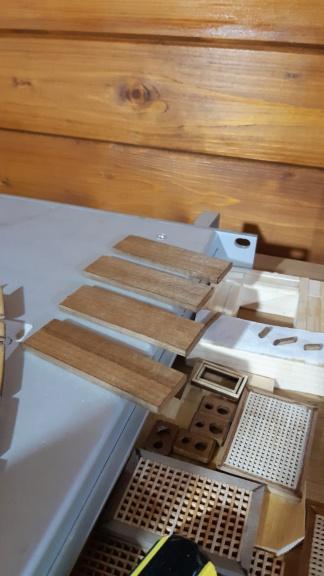 costruzione di goletta, liberamente ispirata a piroscafo cannoniera del XIX secolo - Pagina 14 20201113
