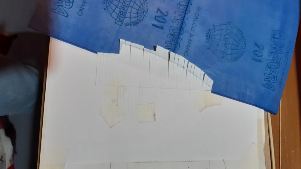 costruzione di goletta, liberamente ispirata a piroscafo cannoniera del XIX secolo - Pagina 15 20210117