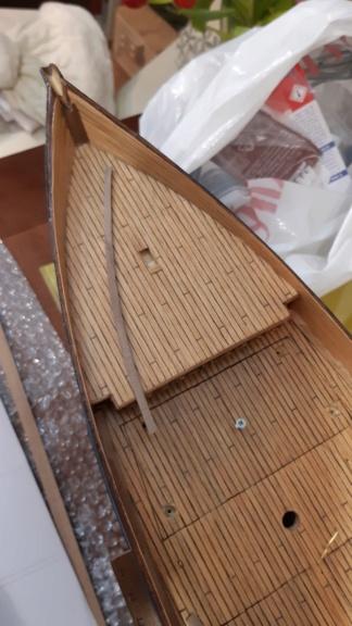 costruzione di goletta, liberamente ispirata a piroscafo cannoniera del XIX secolo - Pagina 15 20210119