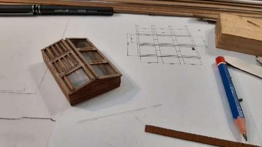 vele - costruzione di goletta, liberamente ispirata a piroscafo cannoniera del XIX secolo - Pagina 16 20210313